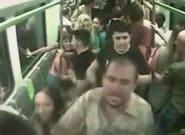 Detenidos nueve evangelistas alemanes por provocar el pánico en el metro de
