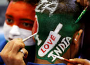 Just 7 Photos That Show The Intensity Of The India-Pakistan Cricketing