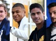 Ballon d'Or 2018: Varane, Kanté, Mbappé... 7 footballeurs français dans la liste des