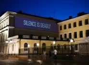 Avant le sommet Trump-Poutine, des slogans de soutien aux Tchétchènes gays illuminent le palais présidentiel à