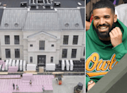 Drake's New House In Toronto Is Totally In Touch With Normal