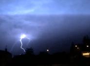 Les images des violents orages qui ont touché une partie de la France après la