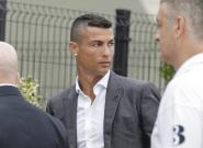 Las cuatro palabras de Cristiano en su presentación con la Juventus que han indignado en
