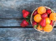 Les fraises et abricots de supermarché ne satisfont pas deux tiers des