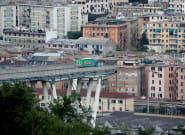 Gênes: ce camionneur engagé sur le pont Morandi a échappé de très peu à