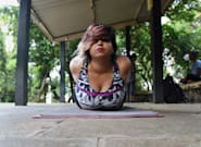 Dolly Singh Is Convincing People Of Every Size That Yoga Is For Them,