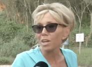 Brigitte Macron sur les vacances d'Emmanuel Macron à Brégançon: il a