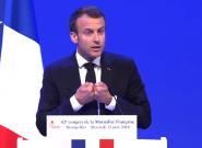 Macron annonce des examens dentaires à 3 et 24