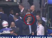 Alexandre Benalla était à l'aéroport de Roissy pour le retour des Bleus et les gendarmes n'ont pas apprécié son