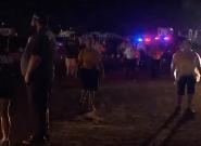 Au concert des Backstreet Boys, un orage fait quatorze blessés en faisant tomber une structure