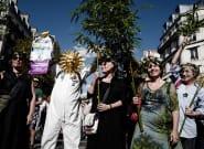 Marche pour le climat: des dizaines de milliers de personnes marchent dans toute la France pour