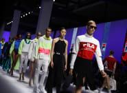 Fila investit la Fashion Week de Milan avec son tout premier défilé de