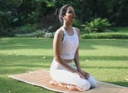 WATCH: Ira Trivedi's 10-Minute Yoga For Great