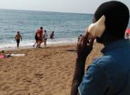 Sur les plages espagnoles, des coquillages sonores sensibilisent au parcours des