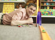 I Took My Son To A Toy Shop And Found They Stock Mid-Life