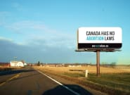 Darmouth, N.S. Anti-Abortion Billboards Called 'Misleading',
