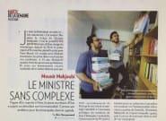 Mounir Mahjoubi et son compagnon dans Paris Match: SOS Homophobie salue le