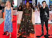 The Best-Dressed Stars From TIFF's Red Carpets In