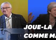Jean-Claude Juncker s'est-il moqué de la danse de Theresa