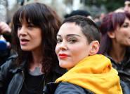 Asia Argento donne 24h à Rose McGowan pour lui présenter des