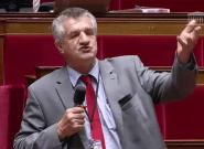 Crillon: Jean Lassalle accuse Emmanuel Macron d'avoir