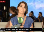 La respuesta de Ana Pastor a este error de la COPE con ella en