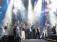 El retorcido gazapo del concierto de OT: un David que sale al escenario pero no para