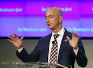 Jeff Bezos, Amazon Founder, Becomes Richest Person In Modern
