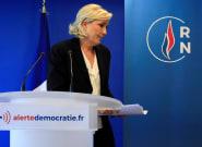 Marine Le Pen de nouveau convoquée par les juges dans l'affaire des emplois fictifs au Parlement