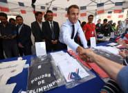 Face au jeune chômeur, Macron fait-il exprès d'être le