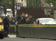 Londres: les images de l'intervention de la
