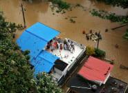 Kerala: les inondations monstres en Inde en