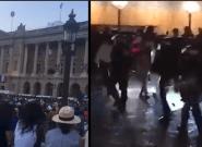 Coupe du monde 2018: Au Crillon, déception et échauffourées devant l'absence des