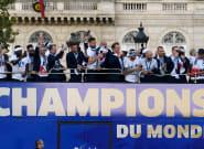 Mes Bleus à moi ne s'appellent pas Mbappé ou Griezmann, mais ils étaient les champions du monde dans ma