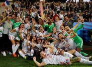 La selección española femenina se clasifica por primera vez para la final del Mundial