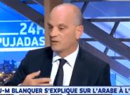 Jean-Michel Blanquer nie avoir dit que l'arabe devait être obligatoire à l'école et dénonce un