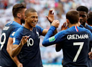 Comme les joueurs de l'équipe de France, pourquoi les hommes portent de plus en plus des