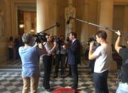 Alexandre Benalla: Christophe Castaner et Marine Le Pen s'écharpent dans les couloirs de