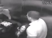 Una paliza machista mortal en Brasil, grabada de principio a fin por las cámaras de