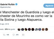 Todos están respondiendo lo mismo a Gabriel Rufián tras este símil