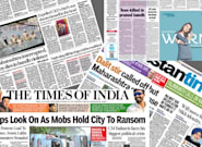 'Maharashtra Interrupted': How Indian Media Reported The Dalit Protests In Mumbai And