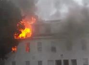Boston: une série d'explosions de gaz sème la