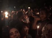 À Pittsburgh, une veillée en hommage au rappeur Mac Miller dans le parc de son