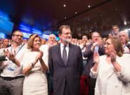 Rajoy dedica a su familia el final de su