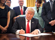 Trump To Order Crackdown On H1B Work Visas Used Widely By Indian Tech Cos.: