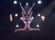 Una trapecista cae al vacío durante su actuación en 'America's Got