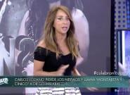 María Patiño recurre a un método clásico para frenar una trifulca en 'Sábado