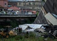 Gênes: trois Français parmi les victimes de l'effondrement du pont
