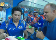 This Is What An Entire Stadium Singing 'Happy Birthday' To Sachin Tendulkar Sounds