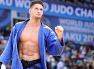 Nikoloz Sherazadishvili, primer judoka español que gana un